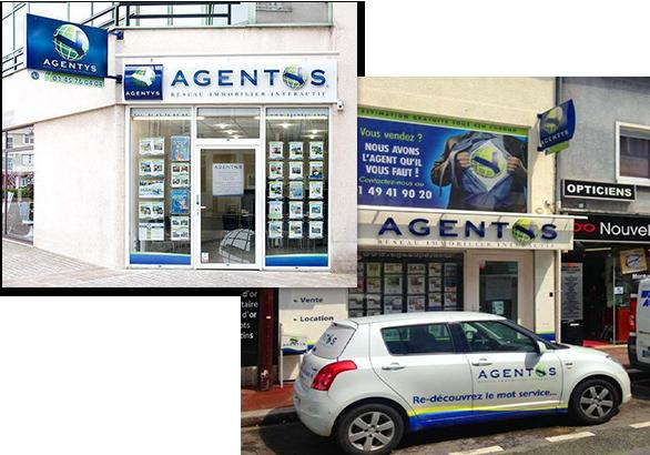 Nos agences